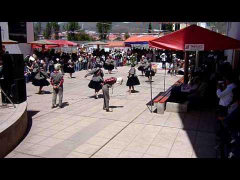 Danzas Tipicas Del Cusco - Aniversario De La Carrera De Administracion De La Unsaac 2010