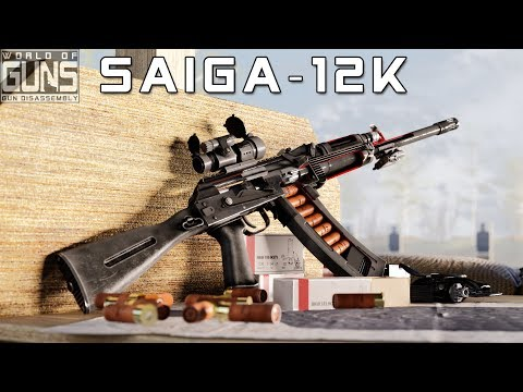 How does SAIGA-12k work?