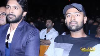 Vikram Prabhu wants to act with dad Prabhu