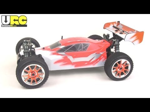 Exceed-RC Mad Fire EP Review - brushless RTR 1:8th buggy