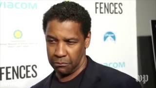 """Denzel Washington Destroys the Liberal Media over """"Fake News"""""""