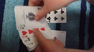 Homemade Card Trick Tutorial