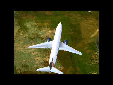 Microsoft Flight Simulator 2004 Multiplayer - Tirana LATI to Sarajevo LQSA