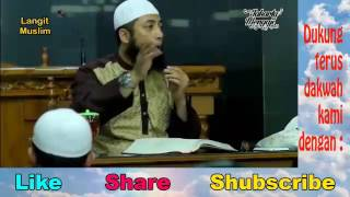Jangan mengusir jamaah dari tempat duduknya, DR Khalid Basalamah,MA