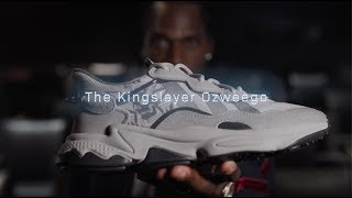 Official Call of Duty®: Modern Warfare® - adidas x Pusha T 'Kingslayer' Ozweego