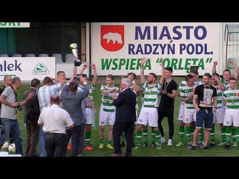 23.05.2017 Orlęta-Spomlek vs Podlasie Biała Podl. Puchar Polski BOZPN - bramki 2:1 (0:0)