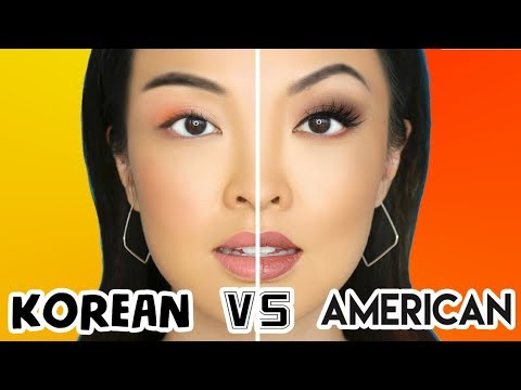 comparing the concepts of korean and american beauty Why are asian women aspiring to western ideals of beauty south korean women have their eyes indians have a more international concept of beauty, she.