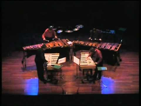 Steve Reich: Mallet Quartet (Full recording)