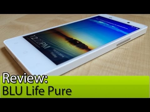 Prova em vídeo: BLU Life Pure | Tudocelular.com
