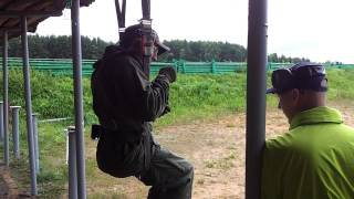 Russian IPSC - Rifle competitions - ParaShooting