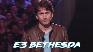 Мэддисон комментирует E3 - Bethesda, Devolver