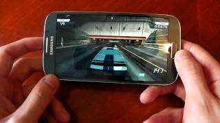 Samsung Galaxy S4  - Gaming Performance Review