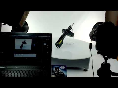 Product Rotation Photography ▶ 360 Degree Product Rotation