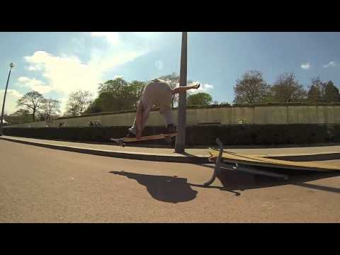 Longboard Paris : Life is a ride