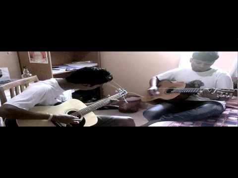 Digu Dasa Dutuwama Acoustic Cover By Le Frescoes (anjana Prabhath & Gayantha.k.roxx) video