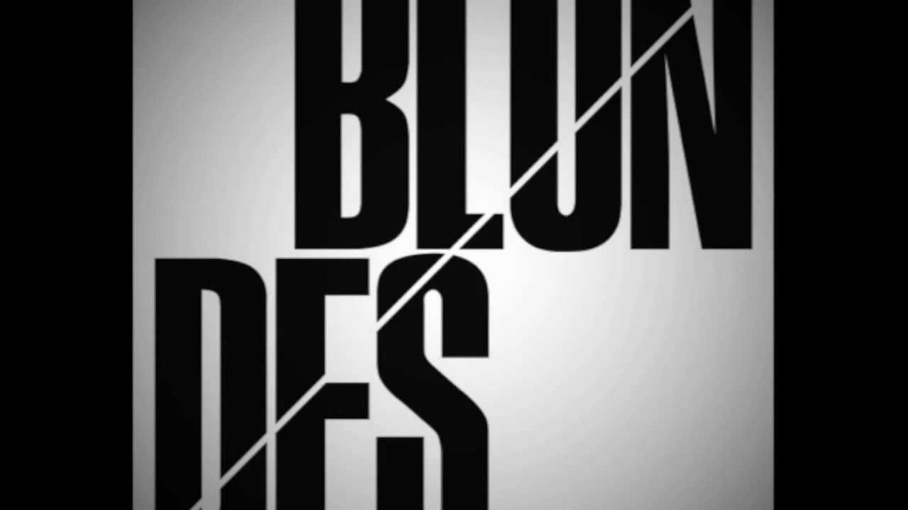 Blondes - Pleasure [Robert Miles Remix]