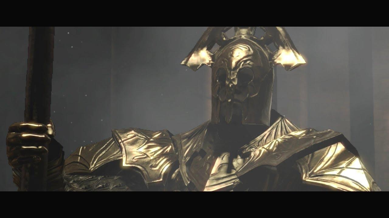 Dark Souls 2 Boss Fight