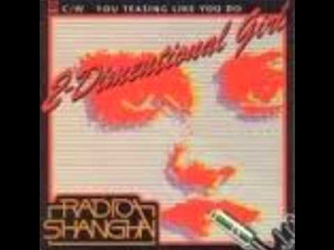 RADIO SHANGHAI/YOU TEASING LIKE YOU DO