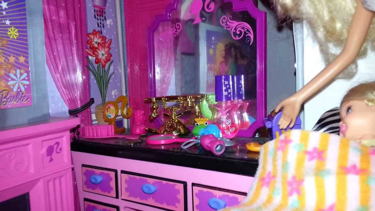 Mi casa de barbie youtube - Supercasa de barbie ...