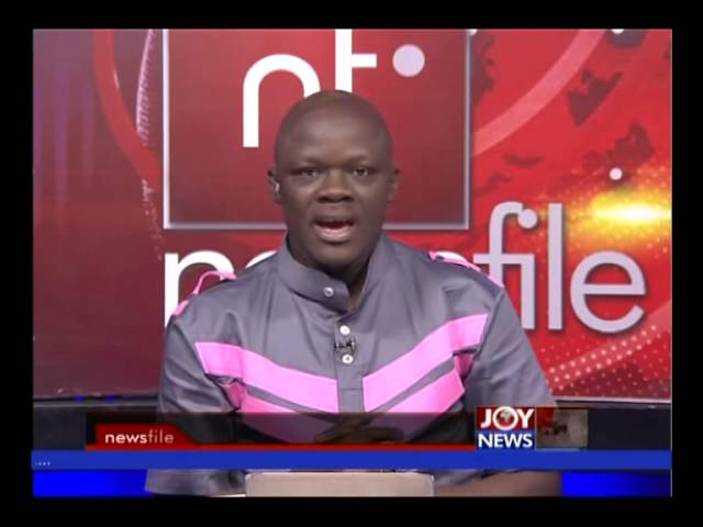 Intro to Newsfile - Joy News (31-1-15)