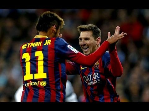 Real Madrid vs Barcelona 3-4 All Goals & Highlights - 23/03/2014 | HD