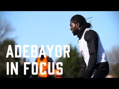 Player in Focus | Emmanuel Adebayor