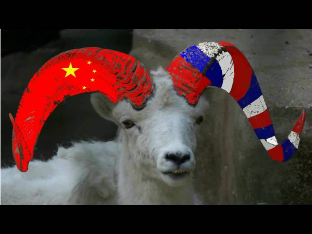 Bible Prophecy pt C  Misconceptions - Russia and China Rev 13 ~ the 2 horns
