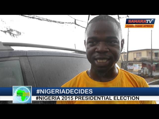 LAGOSIANS DEFY RAIN TO VOTE