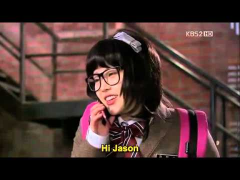 Dream High Iu Cute Scene video