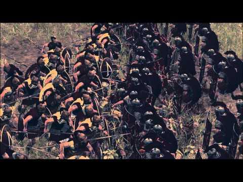 Rome 2 Emperor Edition Lets Compare Units in Battle # 97 Royal Spartans vs Preatorian Guard