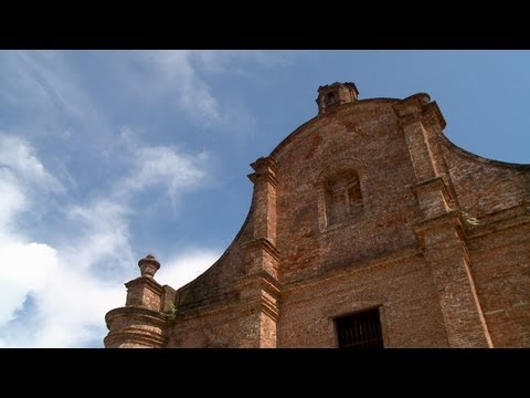 【World Heritage】Baroque Churches of the Philippines | フィリピン バロック様式教会群