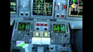Volando por TV - Embraer 190