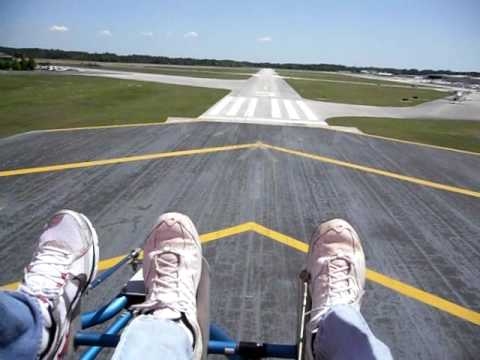 Quicksilver Sport 2S Landing
