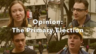 Download Opinion: The Primary Election 3Gp Mp4