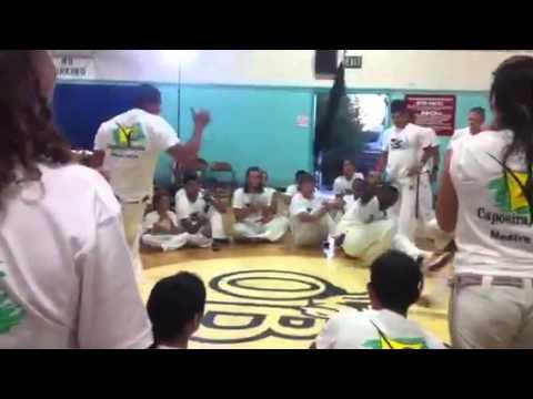 Peninha & Esquisito Batizado Capoeira Luanda SD