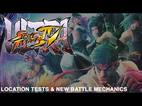 Ultra Street Fighter IV en nuevos detalles (VIDEO)