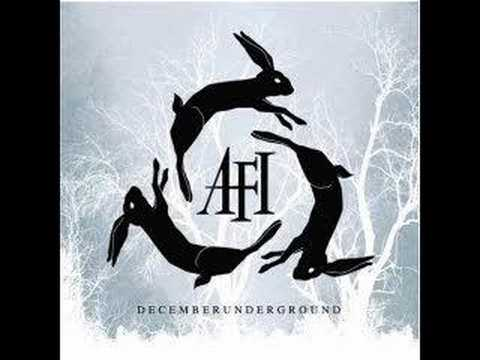 AFI - Rabbits Are Roadkill On Route 37