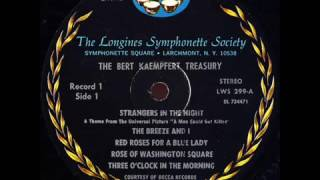 The Bert Kaempfert Treasury - Strangers In The Night