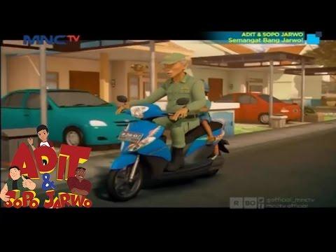 SSSsttt!!! Jangan Berisik Nanti Adel Terusik ✯ADIT & SOPO JARWO TERBARU 2017✯ Kartun Movie HD
