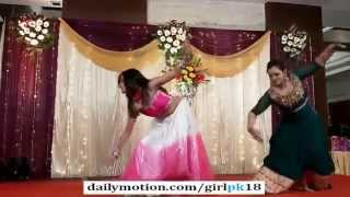 Pakistani Wedding Dance Mehndi Night