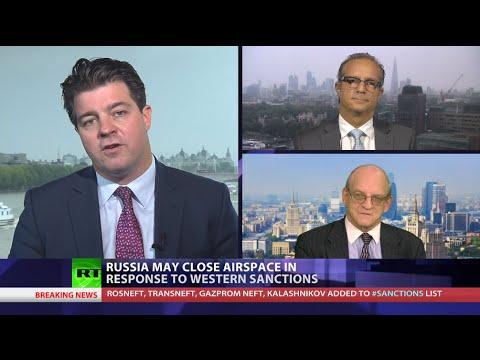 CrossTalk: Sanctions in action