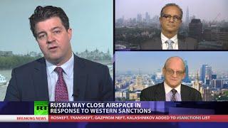 CrossTalk: Sanctions in action Image