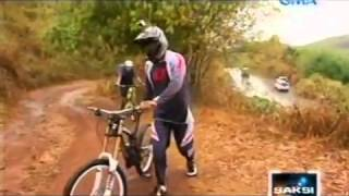 Buwis buhay na sports gamit ang bisikletang kasingmahal ng kotse