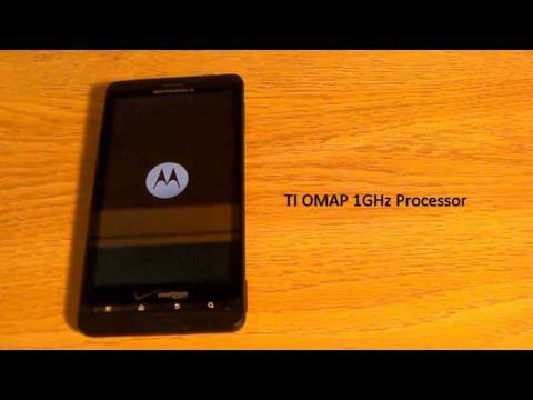 Droid X Unboxing [HD]