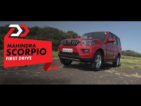 First Drive: Mahindra Scorpio: PowerDrift