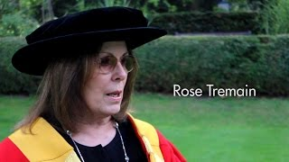 UEA Grad Week 2014   Interview with Chancellor Rose Tremain