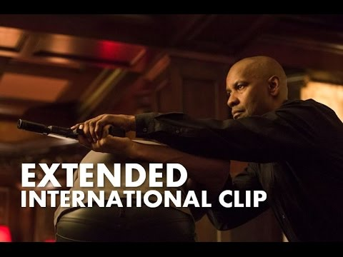 The Equalizer Movie - Extended International Clip