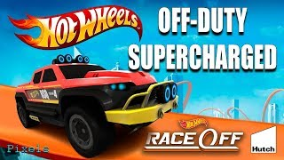 Hot Wheels Race Off - Off Duty Supercharged