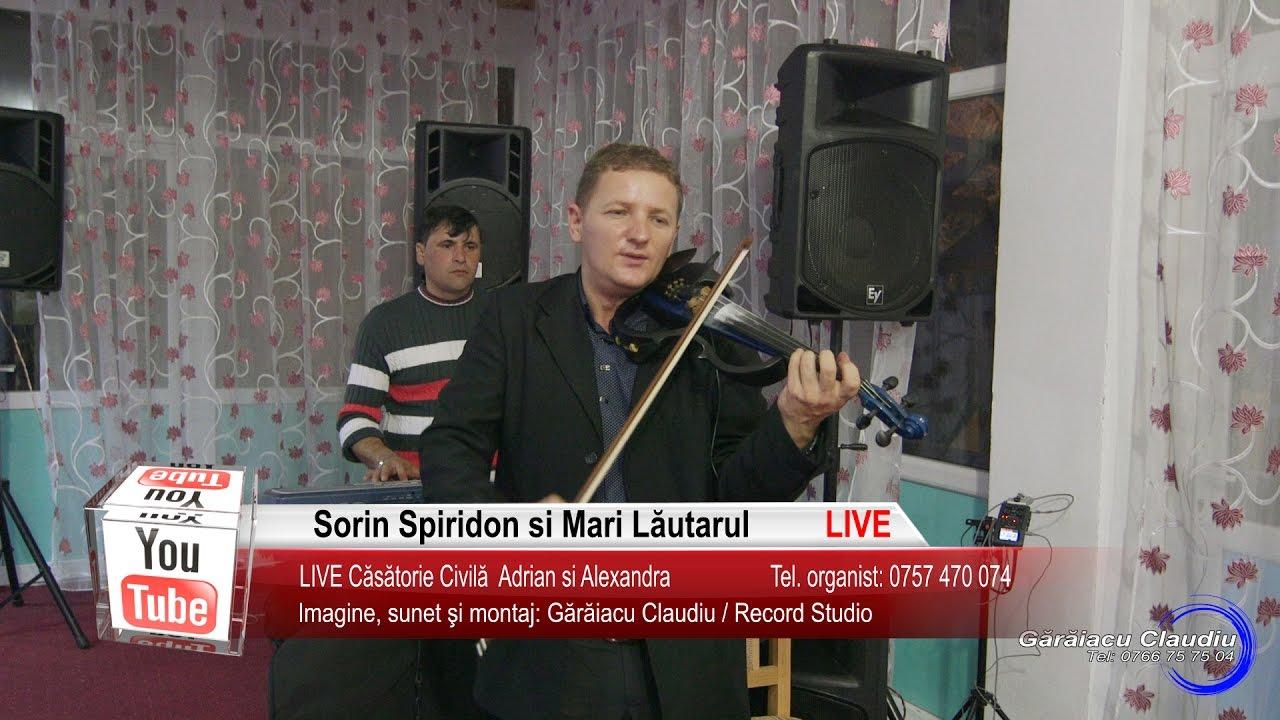 Sorin Spiridon si Mari Lautarul | HORA Instrumentala LIVE | Vioara, Violin | Muzica de Petrecere