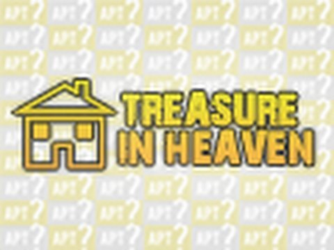 Storing up Treasure in Heaven - Tim Conway Video